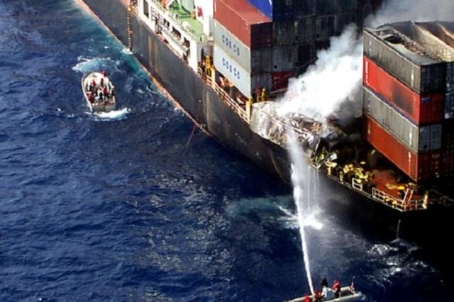 Έντονη ανησυχία για την ασφάλεια στα πλοία