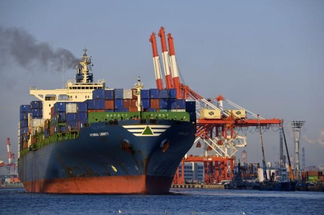 Η Ιαπωνία καταγράφει αύξηση των εξαγωγών της