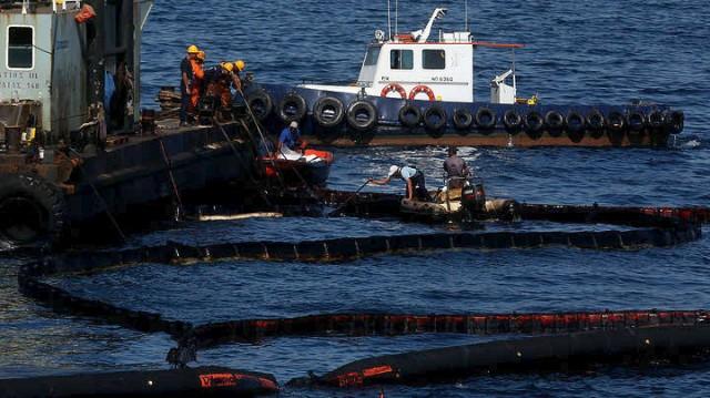 """Η άποψη των Ναυπηγών Μηχανικών Ελλάδος για την """"παλίρροια"""" του Αγία Ζώνη ΙΙ"""