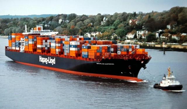 Η Hapag- Lloyd οδηγεί προς ανακύκλωση τρία πλοία της