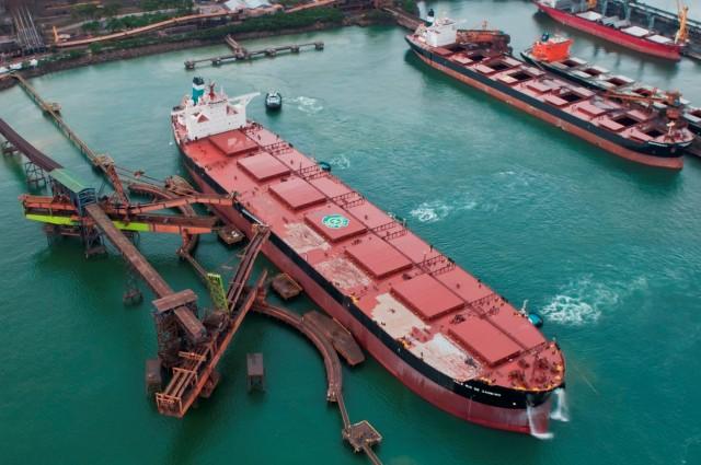 Το μεγαλύτερο bulk carrier στον κόσμο καθελκύστηκε στην Κίνα