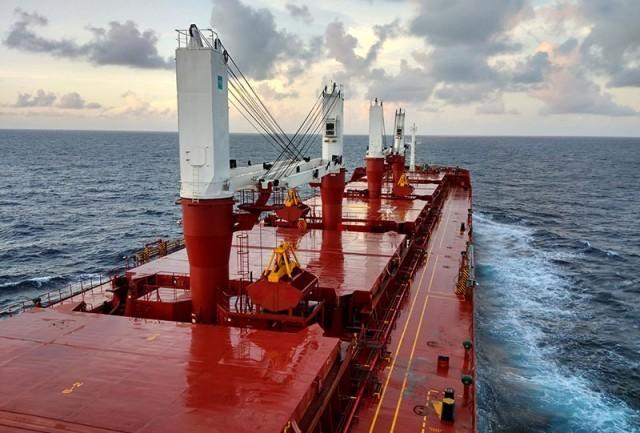 Ρεκόρ τριετίας για τα ναύλα των Capesizes