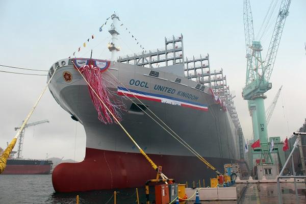 Ακόμη ένα mega containership για την OOCL