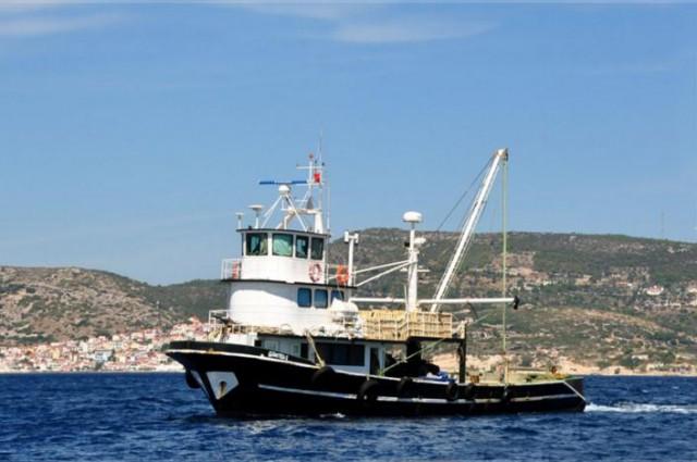 Προκαλούν ακόμα και οι Τούρκοι αλιείς στα ύδατά μας