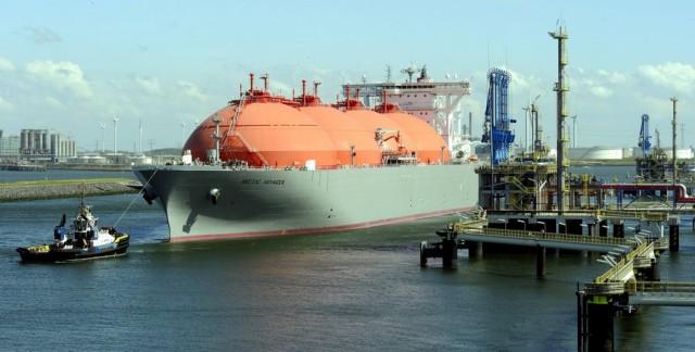 Η BP ενισχύει τον στόλο της με νέα δεξαμενόπλοια LNG