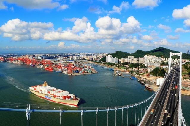 Η νοτιοανατολική Ασία φέρνει ούριο άνεμο για τη ναυτιλία