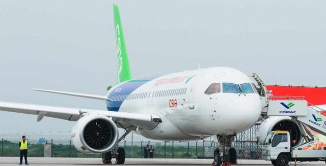 Στην Κίνα το ενδιαφέρον της αεροπορικής αγοράς