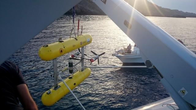 Νέα υποβρύχια ανασκαφή στο Ναυάγιο των Αντικυθήρων