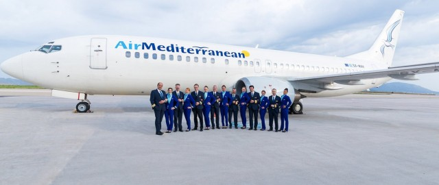 Air Mediterranean: ο νέος ελληνικός αερομεταφορέας