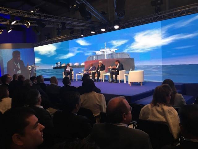 Στην Κύπρο το επίκεντρο του διεθνούς ναυτιλιακού ενδιαφέροντος
