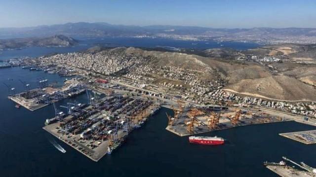 Επίσκεψη μελών του Διεθνούς Επιμελητηρίου στο λιμάνι του Πειραιά