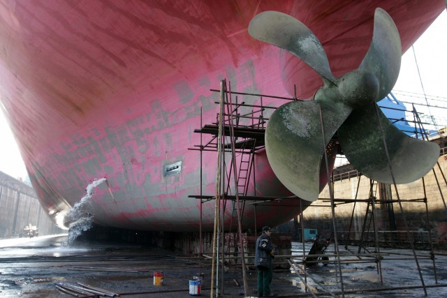Τι μέλλει γενέσθαι με τα ναυπηγεία Σκαραμαγκά