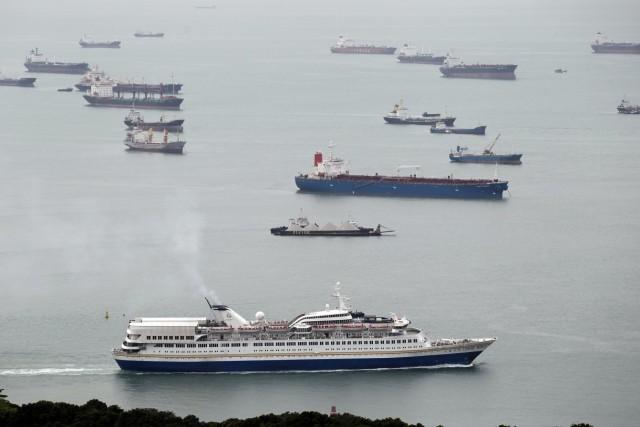 Αναπροσαρμόζονται τα λιμενικά τέλη στη Σιγκαπούρη