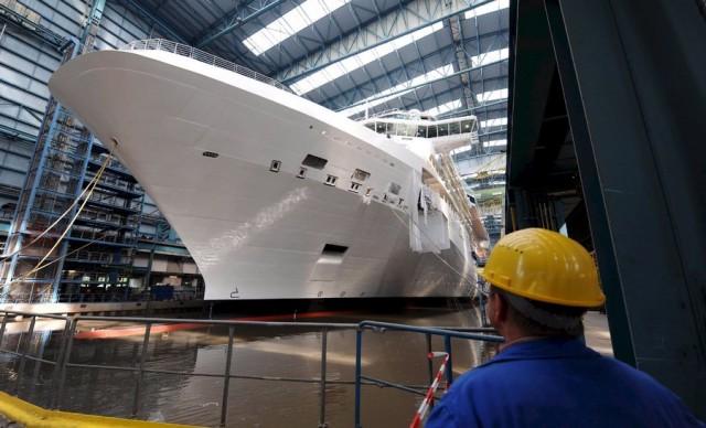 Κατασκευαστικός οργασμός στα ευρωπαϊκά ναυπηγεία