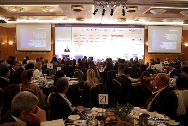 Το ετήσιο ναυτιλιακό συνέδριο της Navigator στο Hellas Liberty