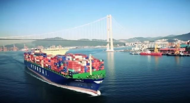 Σε πώληση μετοχών της προχωρά η Hyundai Merchant Marine