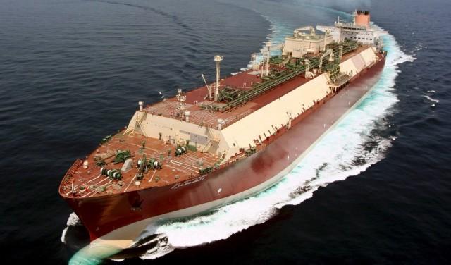 Η Ιαπωνία επενδύει στην αγορά του LNG