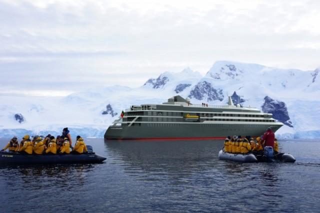 Συνεχίζονται οι ναυπηγήσεις κρουαζιερόπλοιων στην Ευρώπη