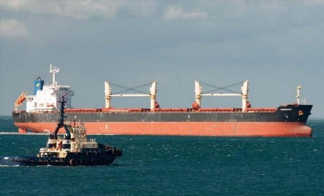 Ελληνόκτητο bulk carrier υπό την απειλή λαθρεπιβατών