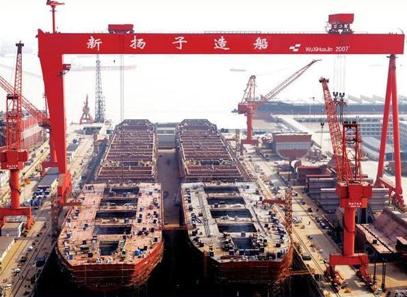 Σε μειωμένα επίπεδα οι συνολικές ναυπηγήσεις bulk carriers