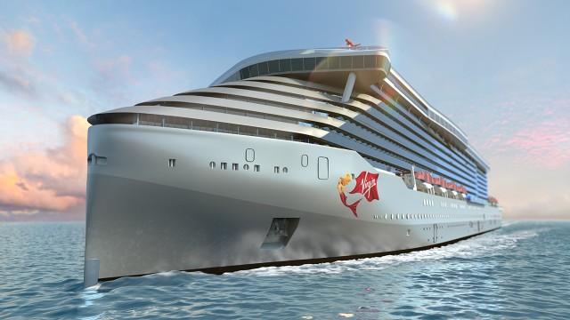 Τα τρία πρώτα κρουαζιερόπλοια για την Virgin Voyages