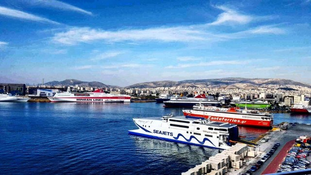 Σημαντική η συμβολή της επιβατηγού ναυτιλίας στο ΑΕΠ της χώρας