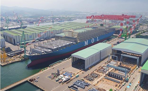 Ακόμα ένα μεγαθήριο πλοίο για την Mitsui O.S.K. Lines
