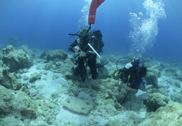 Εντυπωσιακά ευρήματα από υποβρύχια έρευνα στη Νάξο
