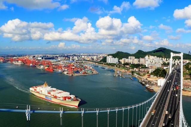 Αυξημένο το εξωτερικό εμπόριο της Κίνας