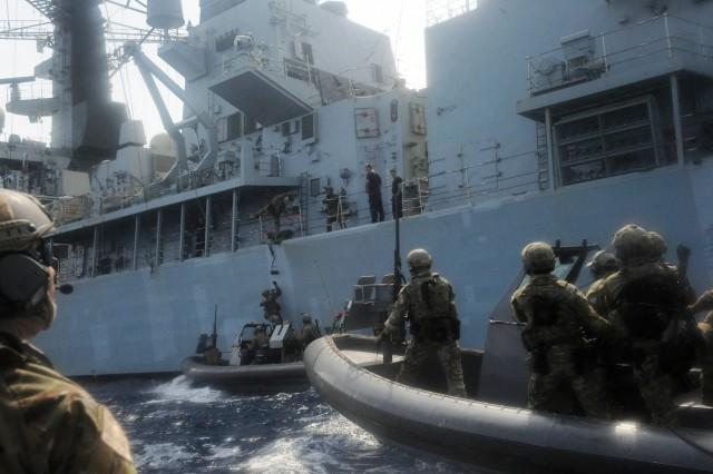 Βελτιώνεται η θαλάσσια ασφάλεια στην Ασία