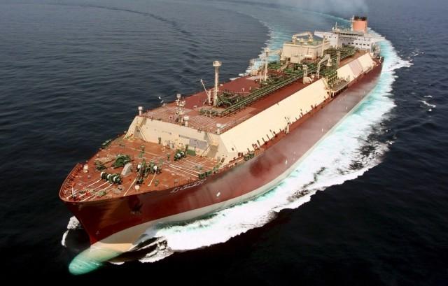 Η Κίνα εκτοξεύει τις τιμές του LNG