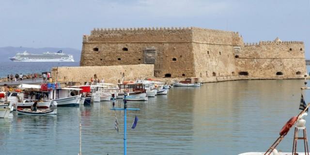 Νέος τερματικός σταθμός κρουαζιέρας στο λιμάνι του Ηρακλείου