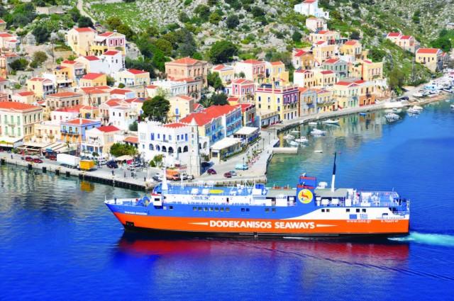 Σε τροχιά ανόδου η Dodekanisos Seaways