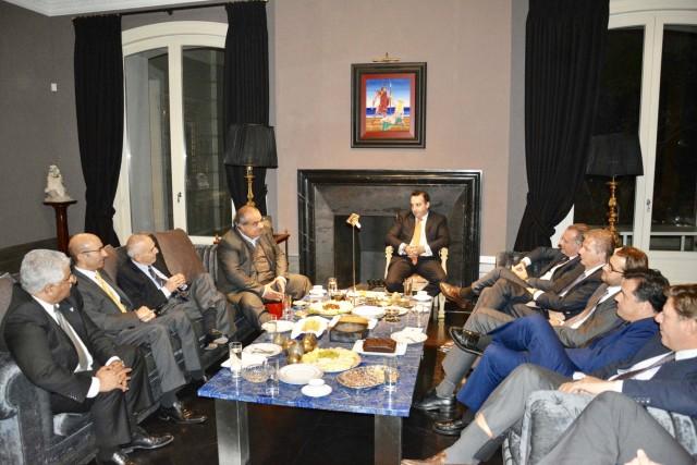 Προοπτικές συνεργασίας μεταξύ Ελλάδας και Μπαχρέιν
