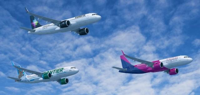 Παραγγελία-μαμούθ για την Airbus ύψους $49,5 δις