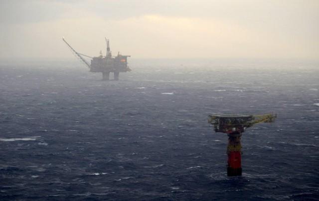 Είναι ανεξάντλητο το πετρέλαιο στην Βόρεια Θάλασσα;