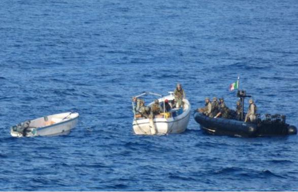 Νέες πειρατικές επιθέσεις νότια της Σομαλίας