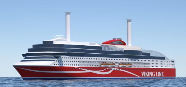 Ένα νέο και φιλικό προς το περιβάλλον ferry με κινητήρες διπλού καυσίμου