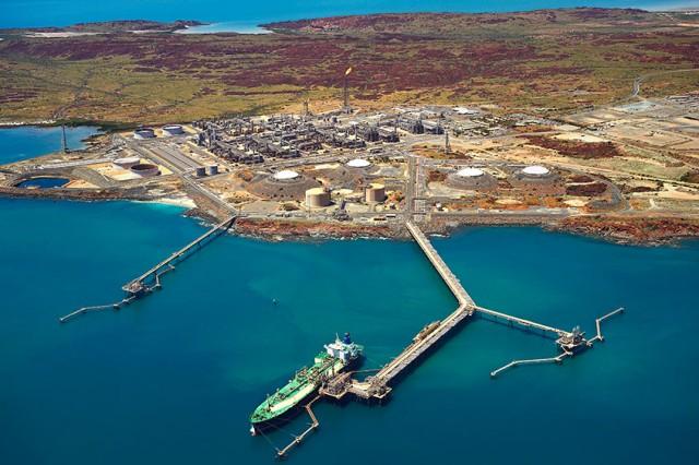 Μερική διακοπή στο μεγαλύτερο έργο εξαγωγής LNG της Αυστραλίας