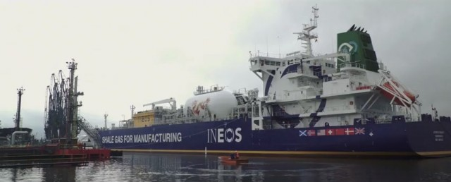 Προς ναυπήγηση το μεγαλύτερο πλοίο μεταφοράς αιθανίου