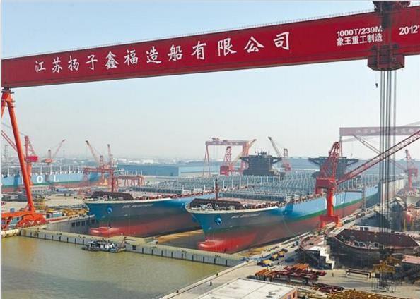 Σε πτώση το παγκόσμιο βιβλίο παραγγελιών για νέα containerships