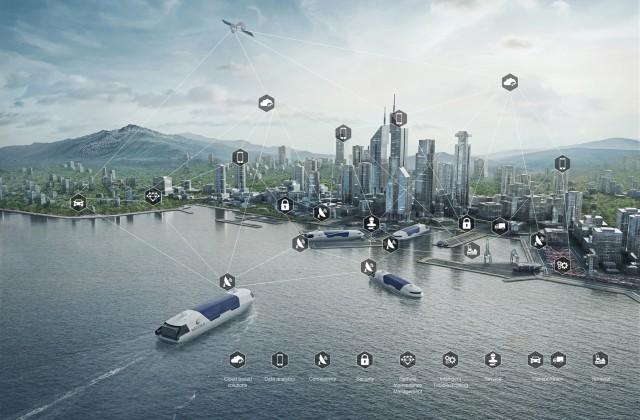 «Εξυπνες» τεχνολογίες οδηγούν τη ναυτιλία σε μια νέα εποχή