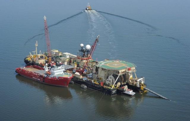 «Μπλόκο» από την Δανία στην κατασκευή του Nord Stream ΙΙ