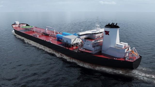 Ναυπηγήσεις περισσότερων δεξαμενόπλοιων φιλικών προς το περιβάλλον