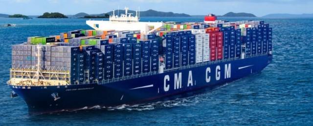 Στρατηγική συνεργασία Total- CMA CGM