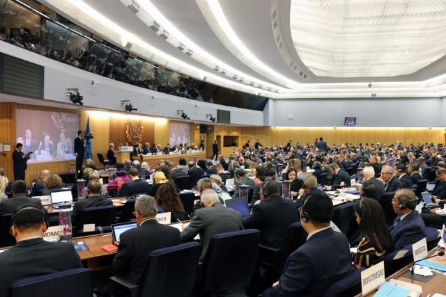 Επανεξελέγη η Ελλάδα στην κατηγορία «Α» του Συμβουλίου του ΙΜΟ