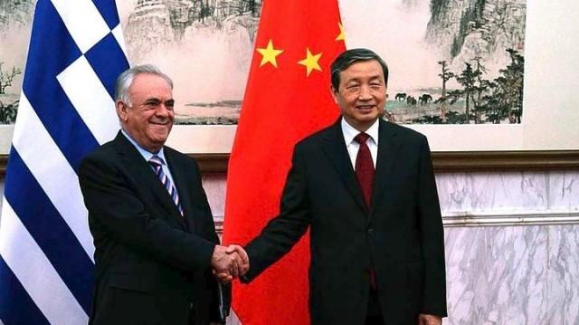 Προς ενίσχυση της συνεργασίας Ελλάδας- Κίνας