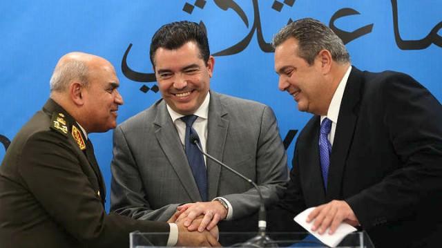 Ελλάδα, Κύπρος και Αίγυπτος δίνουν τα χέρια για την θαλάσσια ασφάλεια