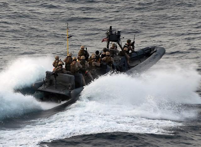 Συντονισμένες δράσεις για την καταπολέμηση των παράνομων θαλάσσιων δραστηριοτήτων στην Αφρική