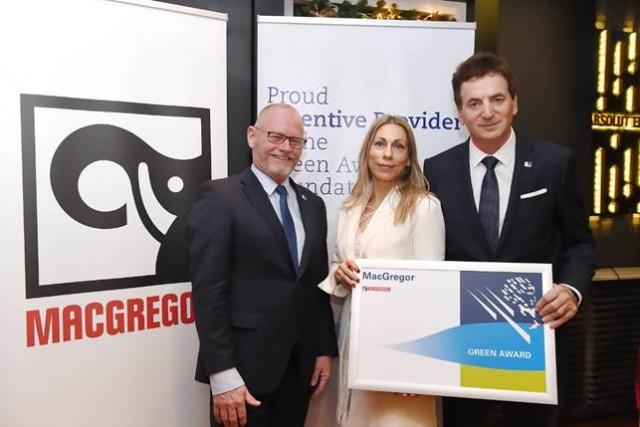 Συνεργασία MacGregor και Green Award Foundation